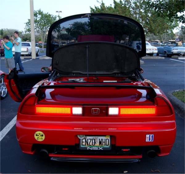 Introducing The Acura NSX DIY LED Taillight Kit
