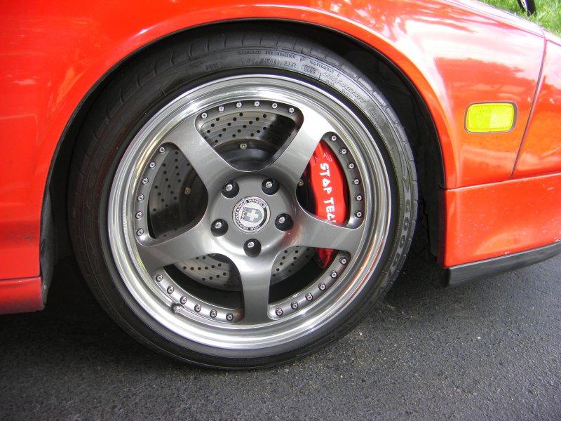 Big Brake Kit Using Acura RL Calipers Page - Acura tl brembo calipers
